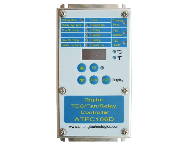 数字式窗口温度TECw88优德备用地址 ATFC106D